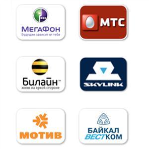 Операторы сотовой связи Тисуля