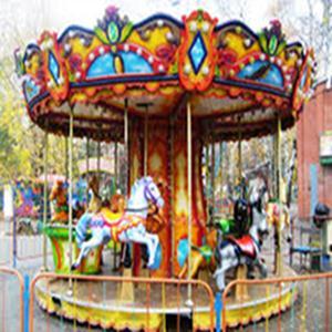 Парки культуры и отдыха Тисуля