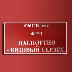 Паспортно-визовые службы Тисуля