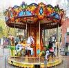 Парки культуры и отдыха в Тисуле
