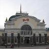 Железнодорожные вокзалы в Тисуле